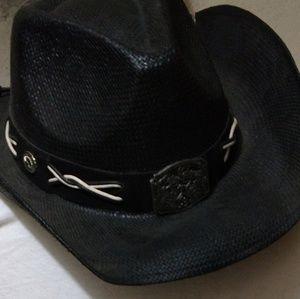 Petergrimm Cowboy Black hat